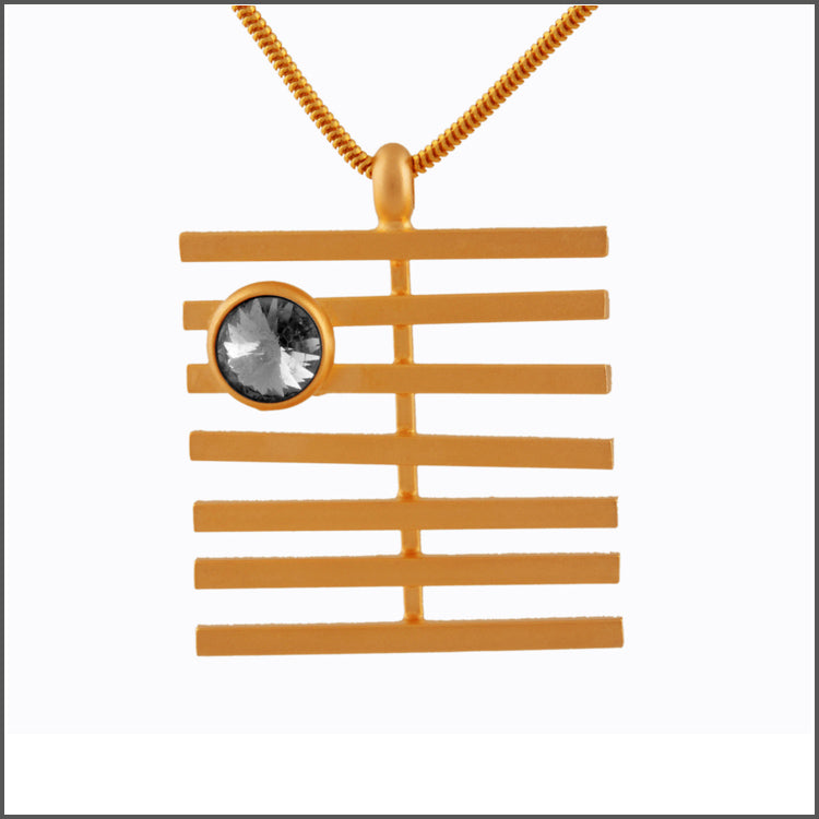 Barred Pendant