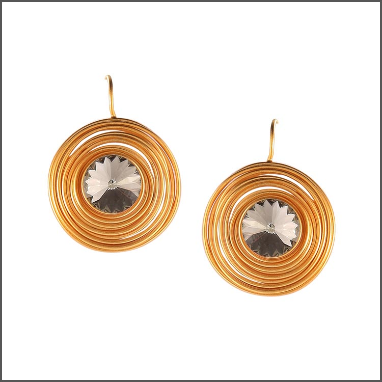 Round&Round Earrings