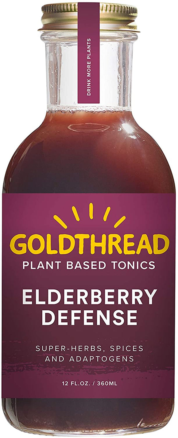 Goldthread Elderberry Defense