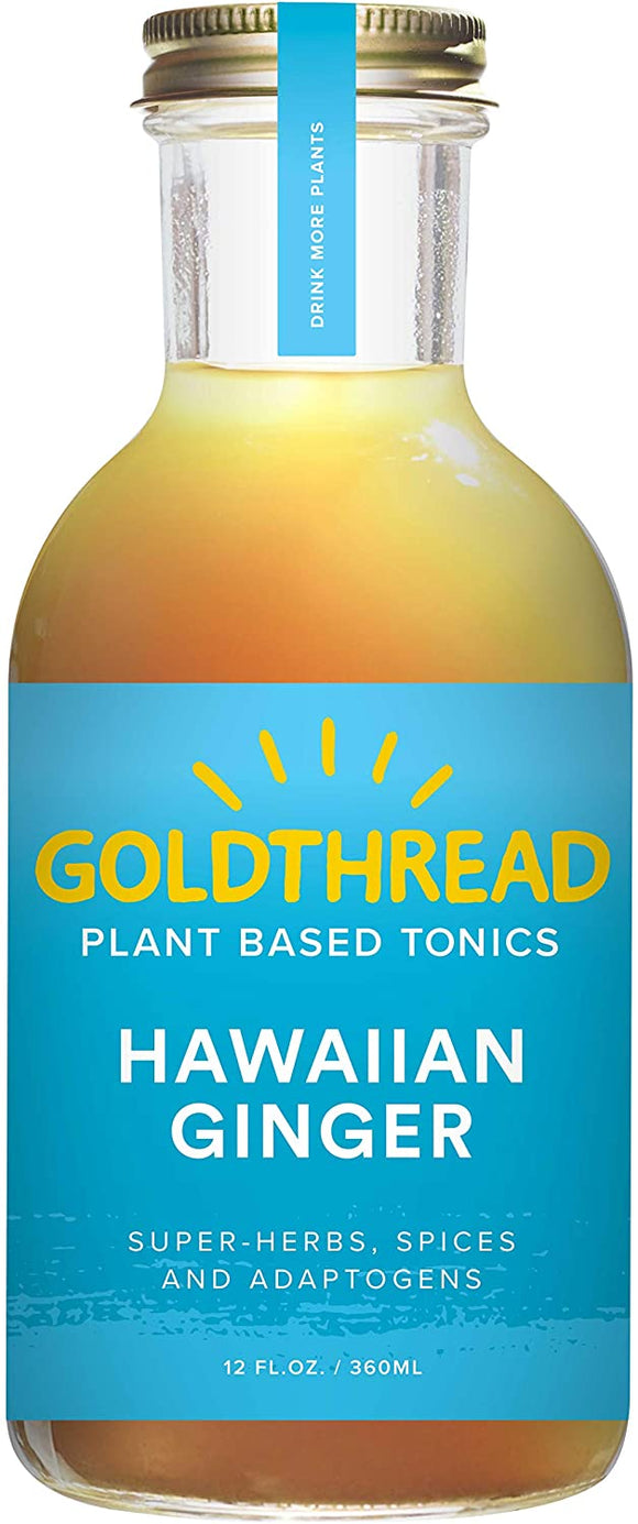 Goldthread Hawaiian Ginger