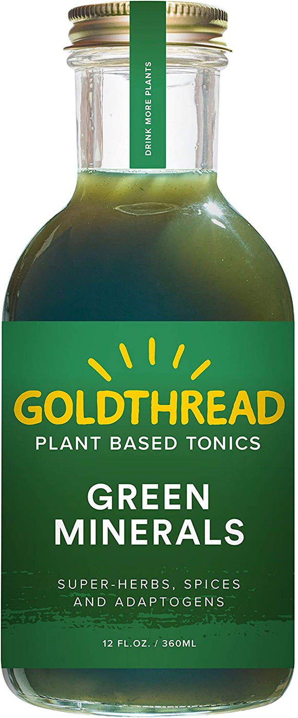 Goldthread Green Minerals