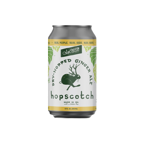 New Creation Hopscotch Ginger Ale