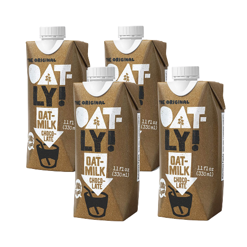 Oatly Chocolate Oatmilk