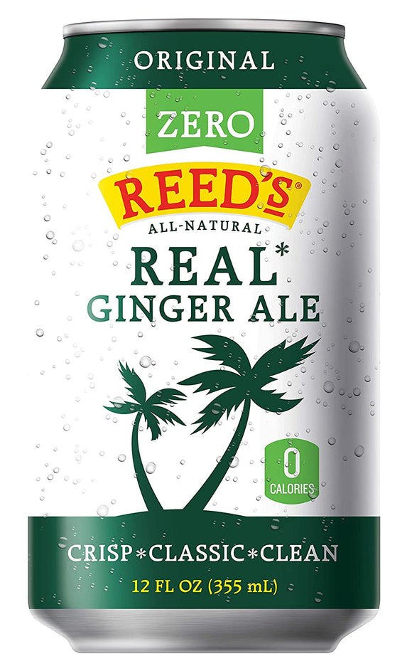 Reed's Real Ginger Ale Zero Sugar