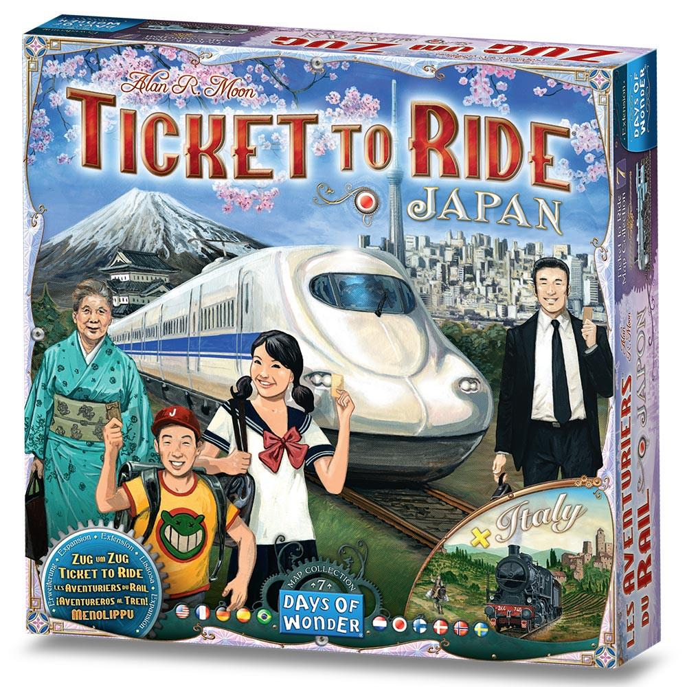 Ticket to Ride - Japan