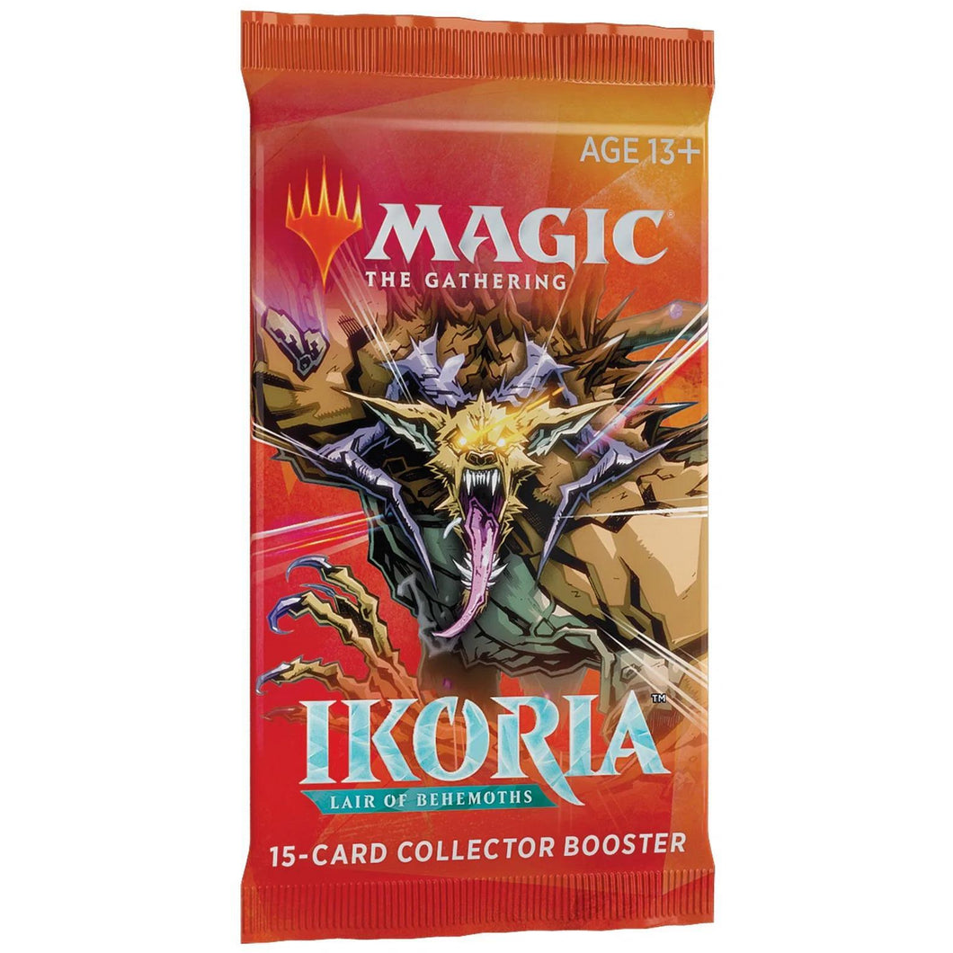 Magic the Gathering Collector Booster - Ikoria: Lair of Behemoths