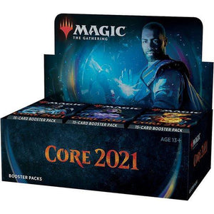 Magic the Gathering Core Set 2021 Booster Display (36 boosters) M21 English