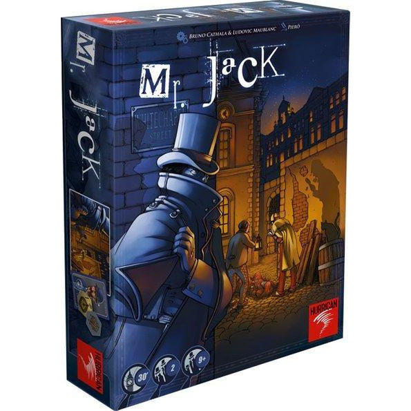Mr. Jack (Greek Version)