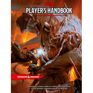 Dungeons & Dragons 5th Edition - Player's Handbook (D&D)