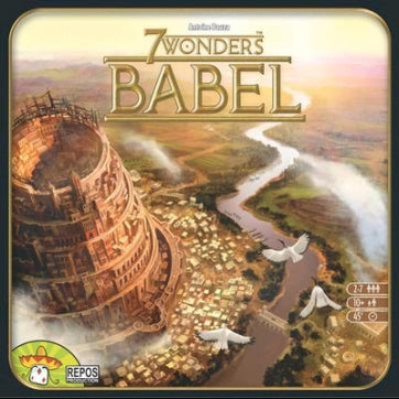 7 Wonders: Babel (Expansion)