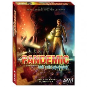 Pandemic: On The Brink (Expansion)