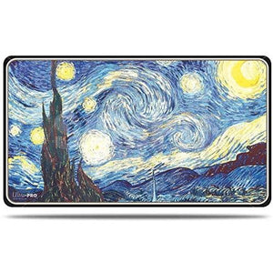 Ultra PRO Fine Art Series - Starry Night Gaming Playmat