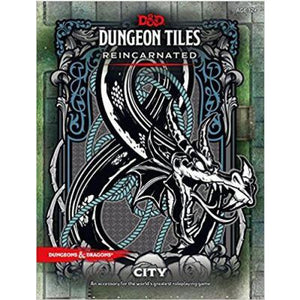 Dungeon Tiles Reincarnated: City