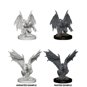 D&D Nolzur's Marvelous Miniatures: Gargoyles - WAVE 1