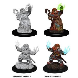 Pathfinder Battles Deep Cuts: Female Dwarf Summoner - WAVE 7