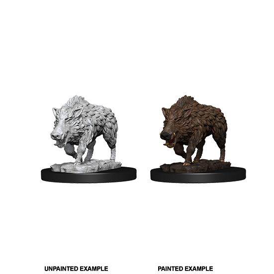 WizKids Deep Cuts: Wild Boar - WAVE 7