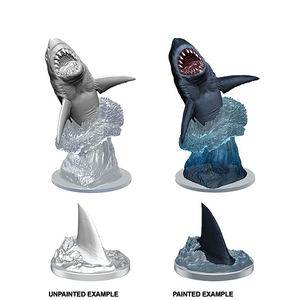 WizKids Deep Cuts: Shark - WAVE 9