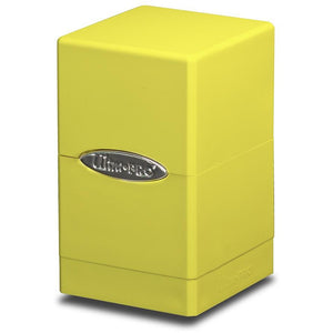 Ultra-Pro Bright Yellow Satin Tower