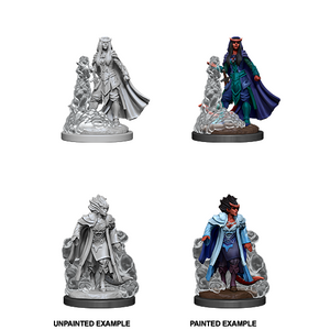 D&D Nolzur's Marvelous Miniatures: Tiefling Sorcerer Female - WAVE 12