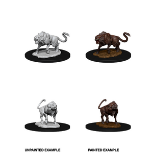 D&D Nolzur's Marvelous Miniatures: Leucrotta - WAVE 12