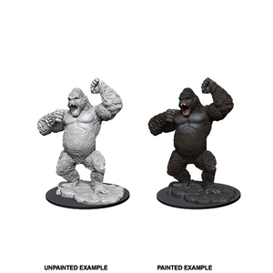 D&D Nolzur's Marvelous Miniatures: Giant Ape - WAVE 12