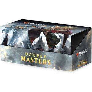 Magic the Gathering Double Masters Draft Booster Display (24 boosters) English
