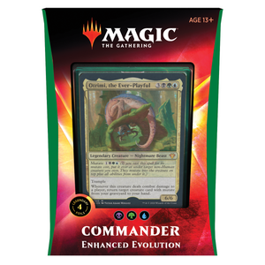 Magic the Gathering Commander Ikoria 2020 : Enhanced Evolution Deck
