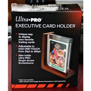 Ultra-Pro Executive Card Holder