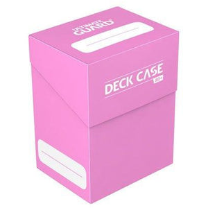 Ultimate Guard Deck Case 80+ Standard Size Pink
