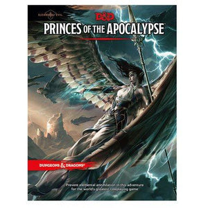 Dungeons & Dragons 5th Edition RPG Adventure Elemental Evil - Princes of the Apocalypse