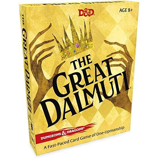 The Great Dalmuti - Dungeons & Dragons