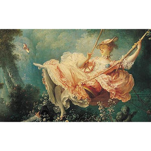 Art Stones Puzzle Fragonard (On the swing)
