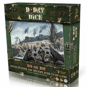 D-Day Dice (Second Edition)