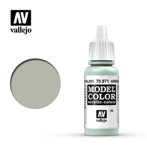 Vallejo 17ml Model Color - Green Grey # 70971