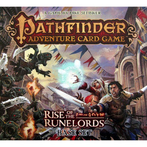 Pathfinder Adventure Card Game: Rise of the Runelords – Base Set (2013)
