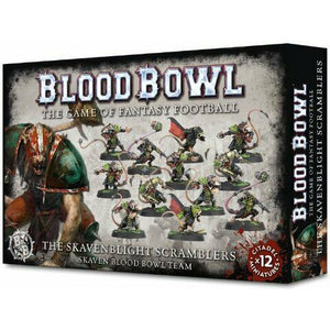Games Worship Blood Bowl: The Skavenblight Scramblers