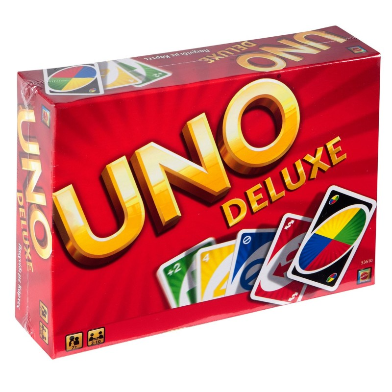 Uno Deluxe (Greek Version)