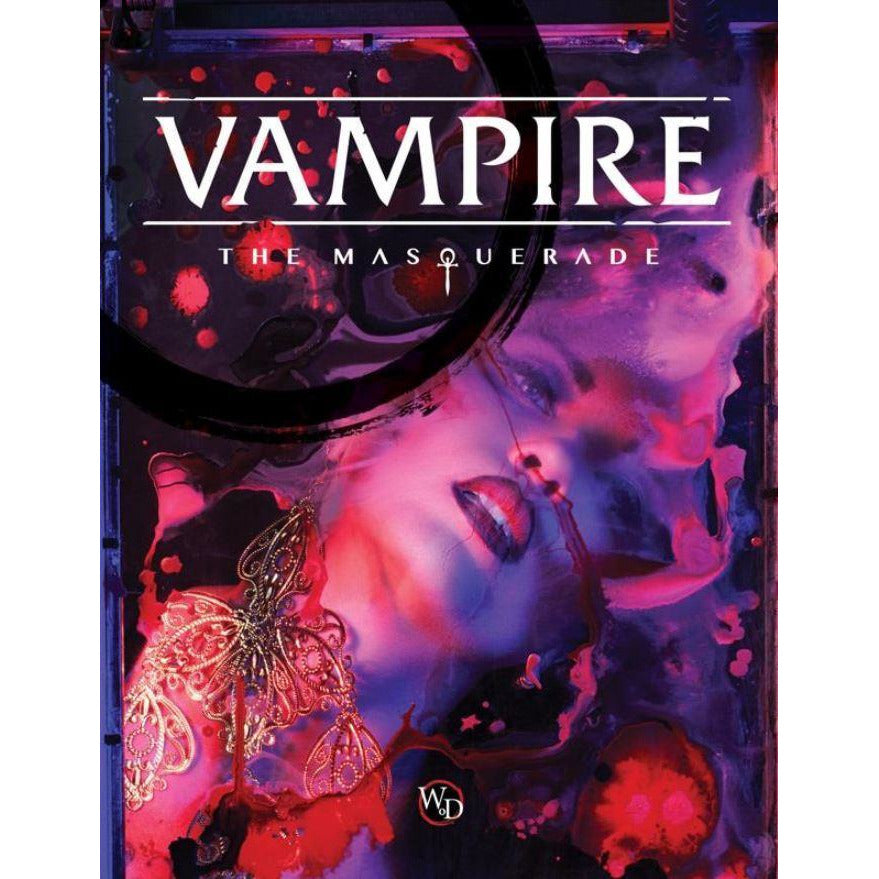 Vampire: The Masquerade 5th Edition Core Rulebook