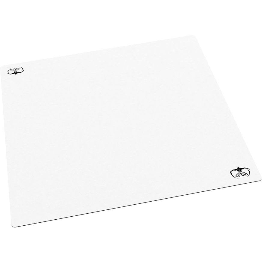 Ultimate Guard Play-Mat 60 Monochrome White 61 x 61 cm
