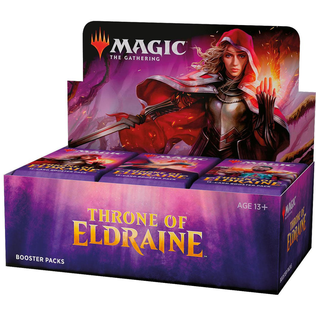 Magic the Gathering Throne of Eldraine Booster Display (36) English