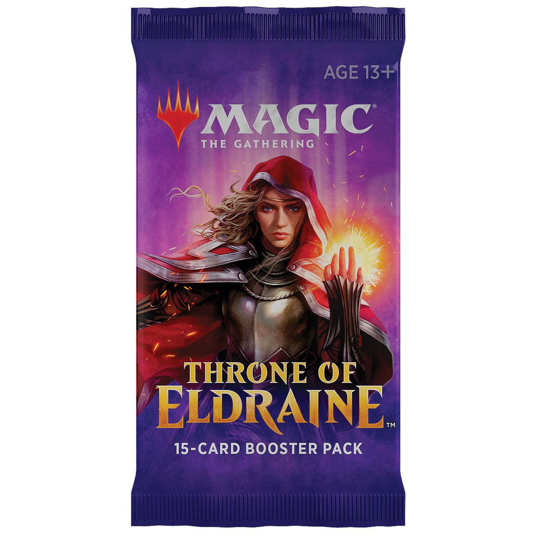 Magic the Gathering Booster - Throne of Eldraine