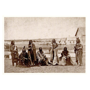 144 Treaty At Fort Laramie