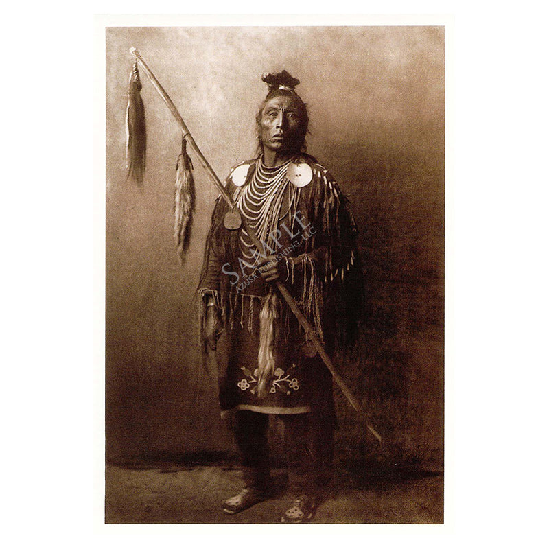 219 Apsaroke War Chief