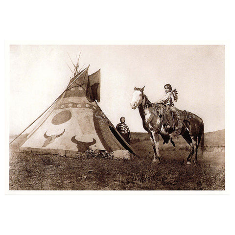 232 A Painted Tipi