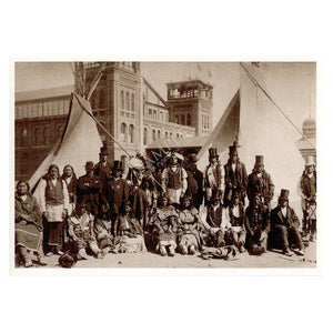 099 Ute Indians, Exposition Hall