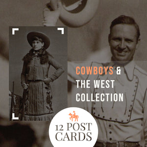 *SET-9 The Cowboys & The West Collection