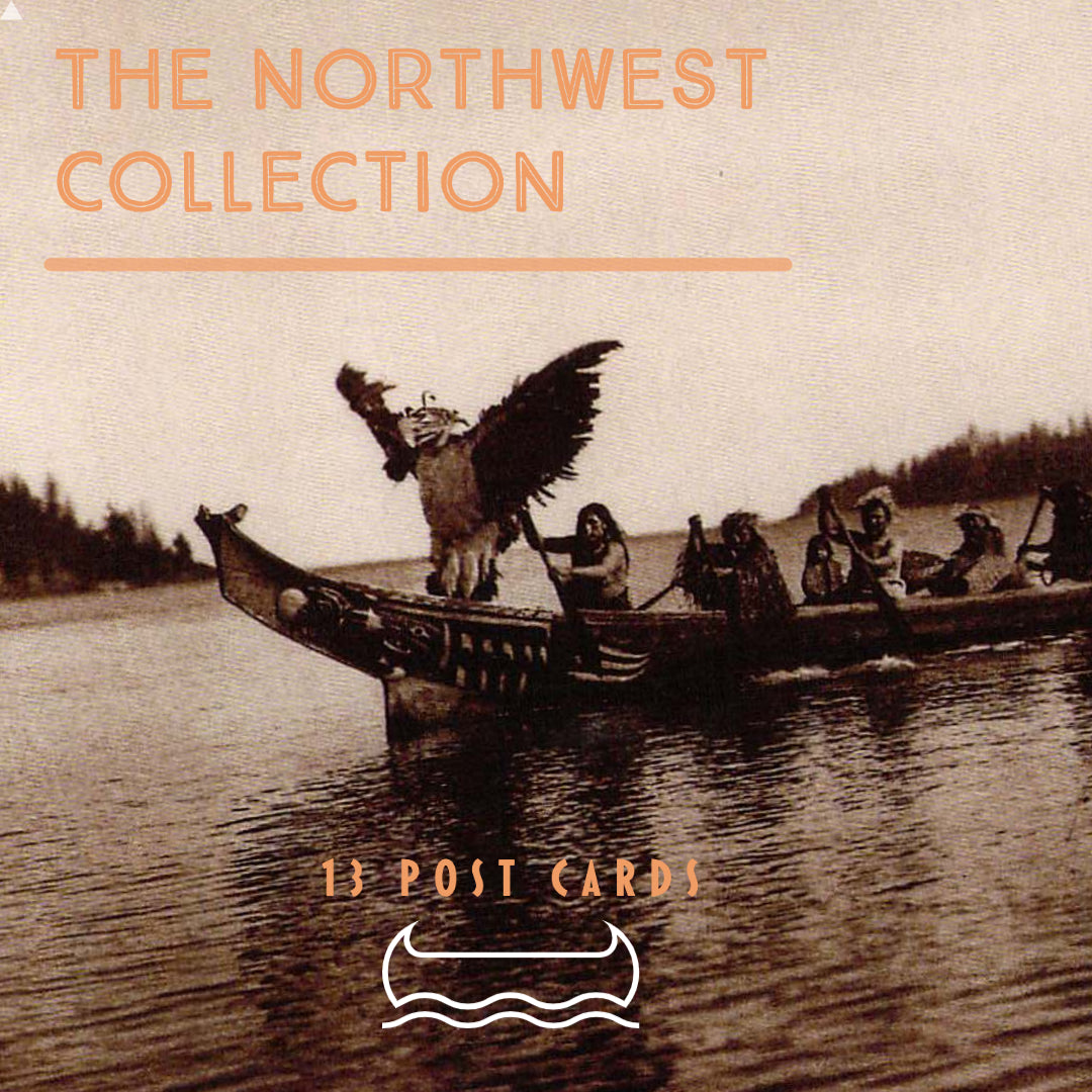*SET-4 The Northwest Collection - 13 Post Cards