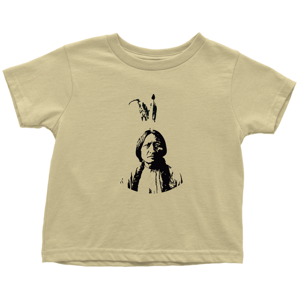 Toddler Sitting Bull T-Shirt