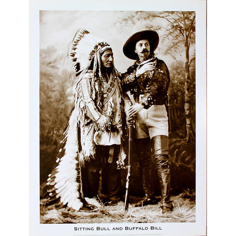 P124 Sitting Bull & Buffalo Bill