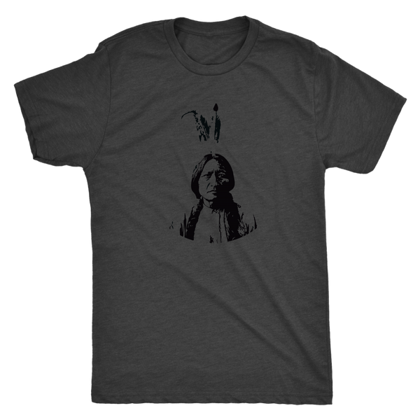 Men's Sitting Bull T-Shirt